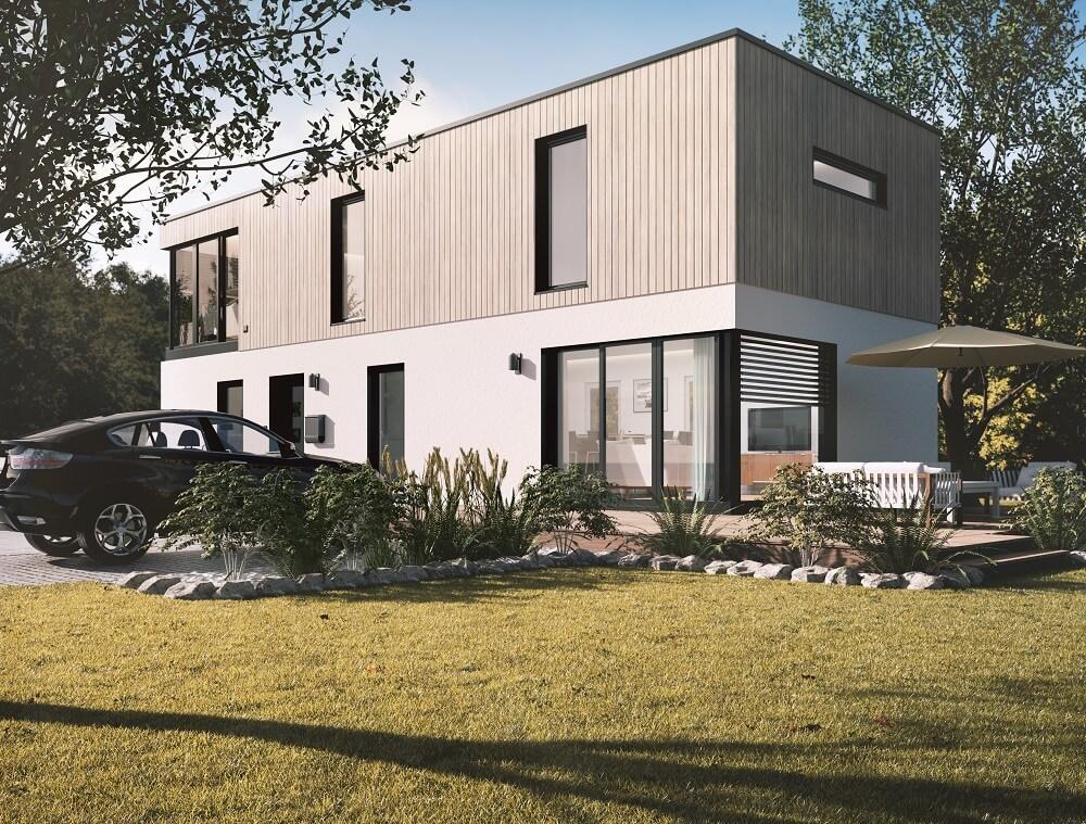 Kleine Häuser Unter 100 Quadratmeter Häuser Pinterest Haus
